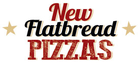 New Flatbread Pizzas