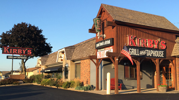 Kirbys Grill & Taphouse Location New Hartford