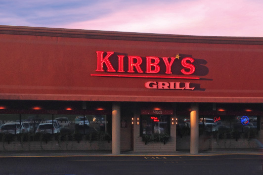 Kirbys Grill Location in Westvale