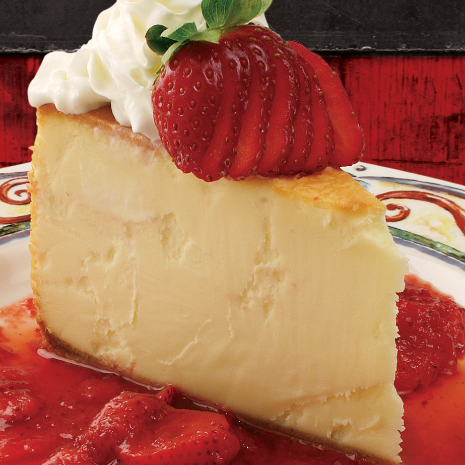 Kirbys New York Cheesecake