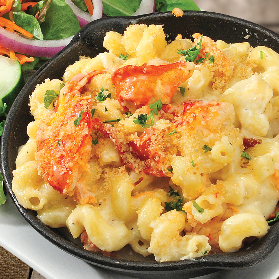 Kirbys Lobster Mac and Cheese
