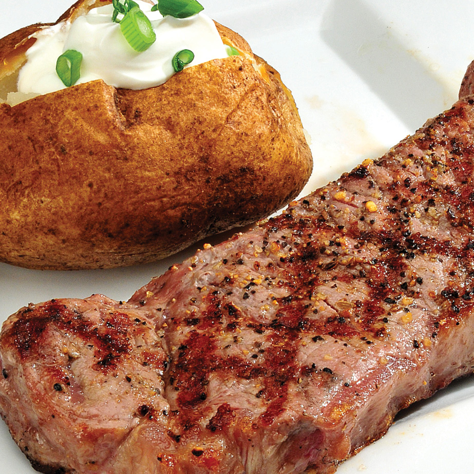 Kirbys New York Strip Steak